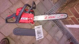 Efco chainsaw