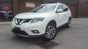 2014 Nissan Rogue SL NAVIGATION AWD ALL AROUND CAMERA