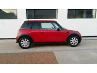 2002 | Mini One 1.4 Automatic | Tinted Windows | Half Leather | Cheap Insurance