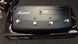 MARSHALL MG SERIES FULLY PROGRAMMABLE FOOT CONTROLLER MG4 90008 BRAND NEW UNUSED
