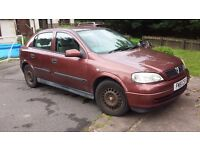 vauxall astra 1.4