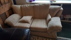 2 and 3 seater couch.