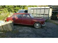 Wolesey SIX Barn Find