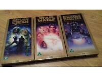 Videos 3 star wars special edition ideal for colleter