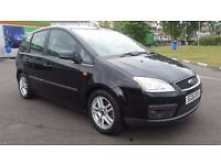 FORD C-MAX 1.6 IN CLEAN CONDITION. 1 YEAR MOT. FULL SERVICE HISTORY. 1 PREVIOUS OWNER. 2 KEYS