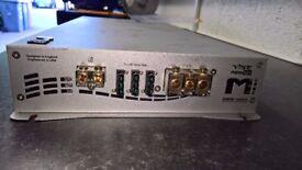 Vibe MonoBox subwoofer monoblock 12v car amplifier
