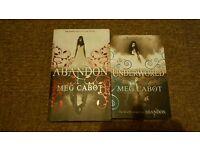 Abandon and under world book