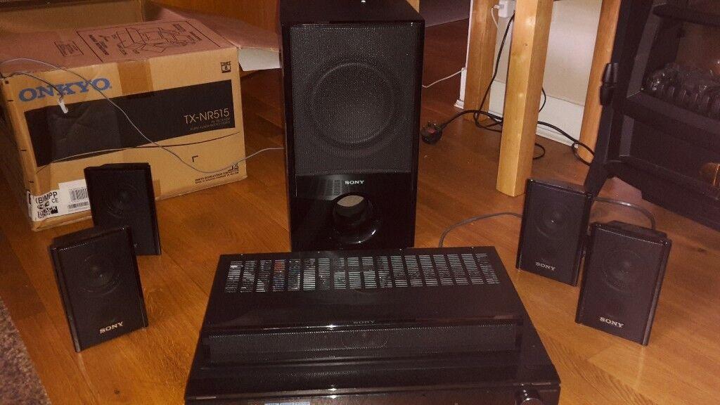 Sony av surround sound system