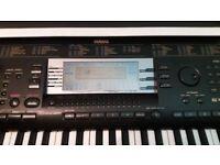 Yamaha PSR-630 electronic keyboard