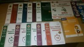 11+ books 11 plus books