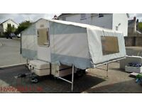 Dandy Discovery Trailer Tent reasonable offers welcome