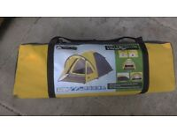 2 person tent and gas cooker with gas