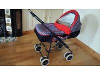 Cossatto Pram/Pushchair