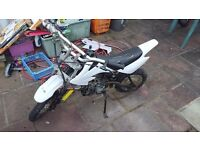 107cc pit bike for spares