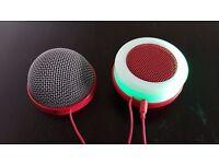 Karaoke kit Pringles (microphone + speaker) + batteries