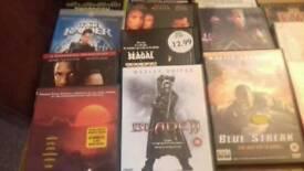 Dvds mixed bundle mostly horror films