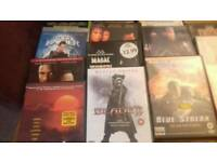 Dvds mixed bundle mostly horror films