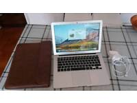 """Macbook Air 13"""", 1.8 ghz i5, 4 gb ram, 128 gb ssd. Exceptional condition."""