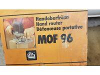 ELU MOF 96 ROUTER