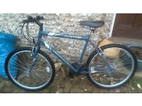 apollo outrider 18 speed mountion bike
