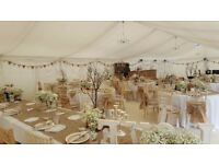 Marquee Business for sale - Perfect for weddings & garden parties