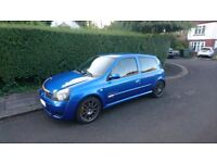 RENAULT CLIO RENAULTSPORT 172 CUP 16V (Fast Road / Track car) 2003