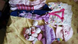 Girls bundle 9-12months