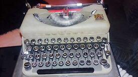 Imperial Typewriter £60