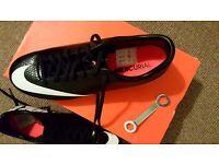 Nike mercurial football shoes size 8 uk
