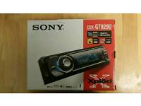 Sony car stereo for sale
