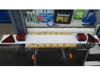 4ft trailer board