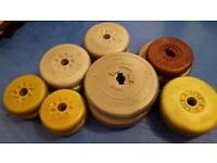 York Weight plates bundle