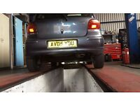 zee motors garage service 4 u bodywork mechanic,mot , car sale