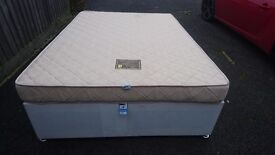 Divan Bed with mattress (double)