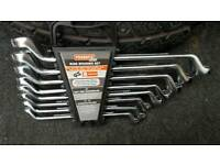 Spanners tool kit