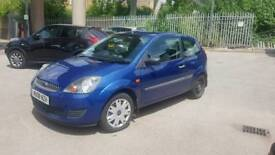 FORD FIESTA (OPEN TO OFFER)