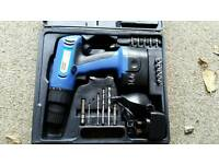 Challenge electric drill set