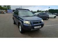 ++++CHEAP LAND ROVER FREELANDER 2 2004 PLATE+++WITH MOT STARTS AND DRIVES GOOD++++