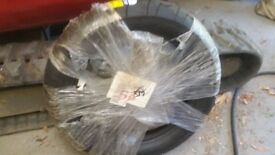 Motorcycle Tyre 140-80- 17 michelin pilot activ m/c -tl-tt 69V brand new and never been fitted