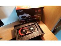 Nvidia MSI GTX 980 SLI - comes boxed with SLI Bridge included