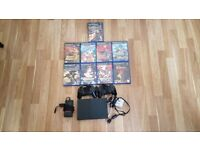 Used but working Ps2 and Games
