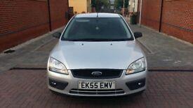 2006 Ford focus 1.6 petrol 5 door hatchback silver, ( Must go this week )