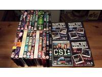 csi dvd box sets 20 plus