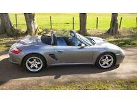 Porsche Boxter 987 2.7l