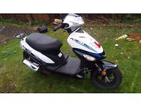 50cc Scooter/Moped Longjia