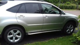 Lexus Rx 300 2003 model .in very good working condition fully loaded with 2 Dvd for kids