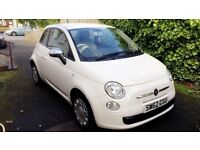 Fiat 500 2012 25794 miles imaculate condition
