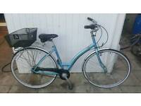 Dawes Dutch style bike bicycle