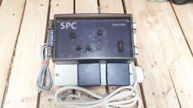 Hydroponics - SMS 7A twin fan controller
