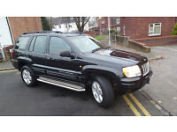 JEEP GRAND CHEROKEE LIMITED AUTO.. 2004